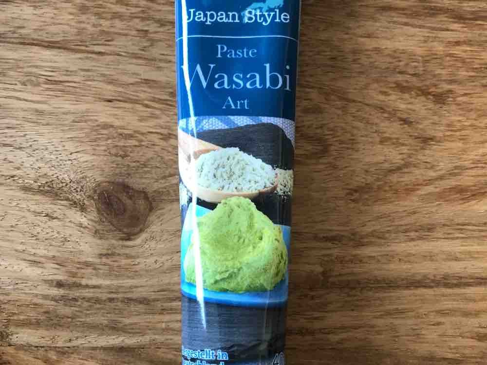 Paste Wasabi Art von Zen Performance   Hochgeladen von: Zen Performance