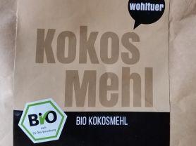 Bio Kokosmehl (entölt)   Hochgeladen von: DasMietz