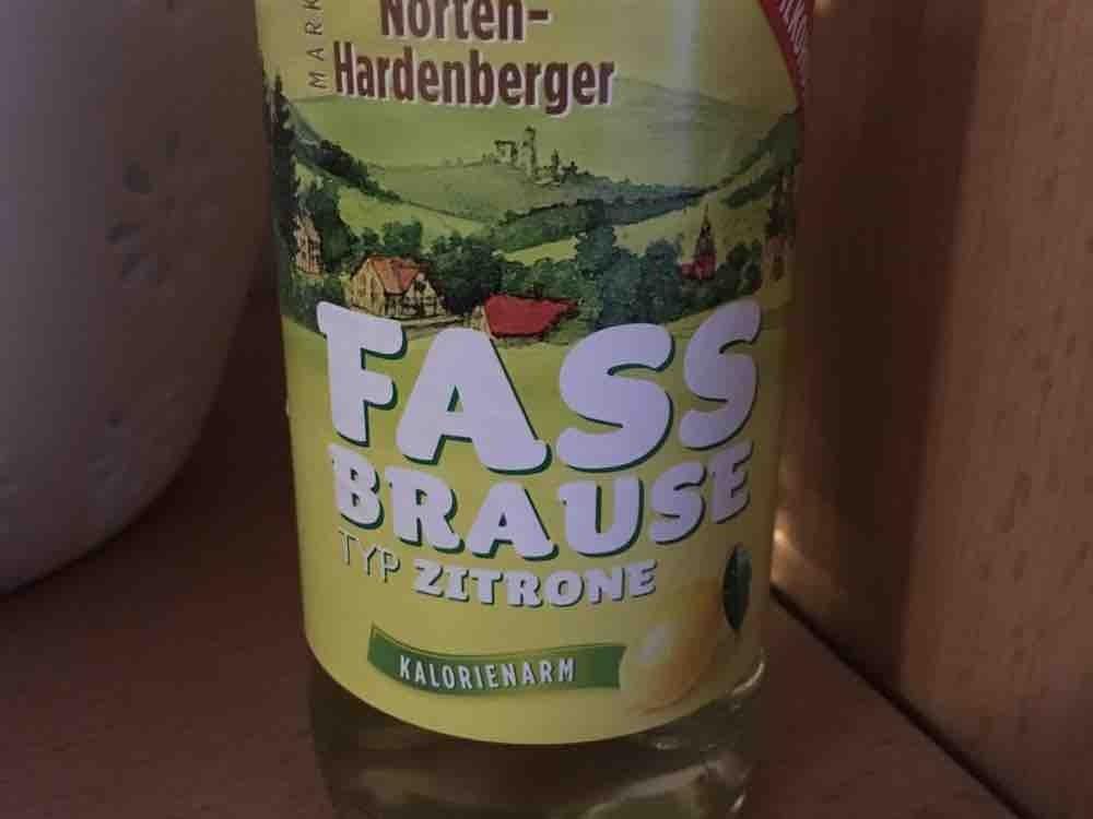 Fassbrause, Zitrone von BeeDee | Hochgeladen von: BeeDee