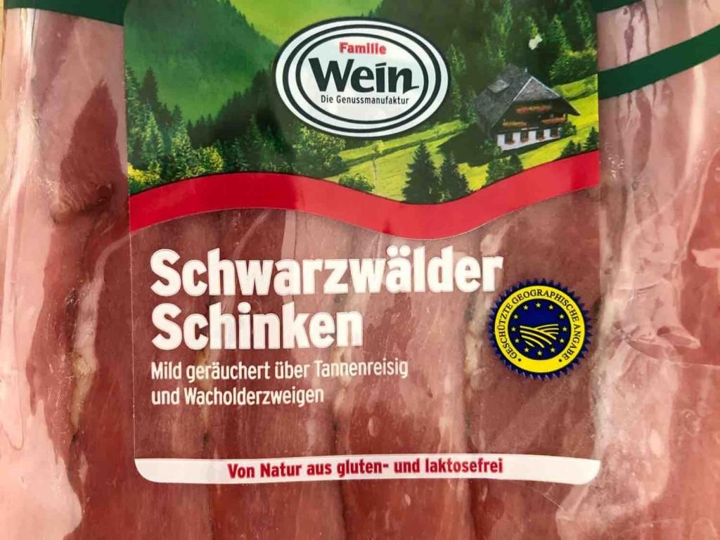 Schwarzwälder Schinken von johannesdrivalo657   Hochgeladen von: johannesdrivalo657