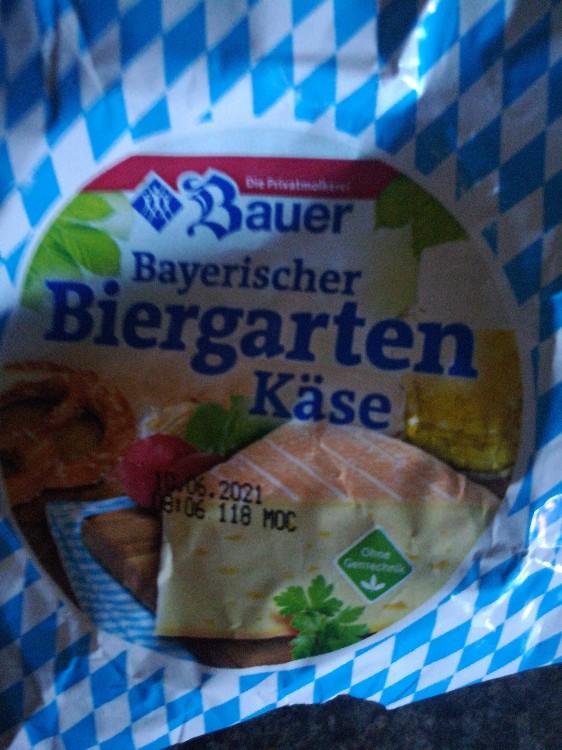 Bayerischer Biergartenkäse, vital von aliaspatricia | Hochgeladen von: aliaspatricia