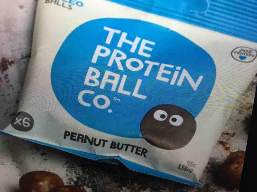 the protein ball, peanutbutter  von carlottasimon286 | Hochgeladen von: carlottasimon286