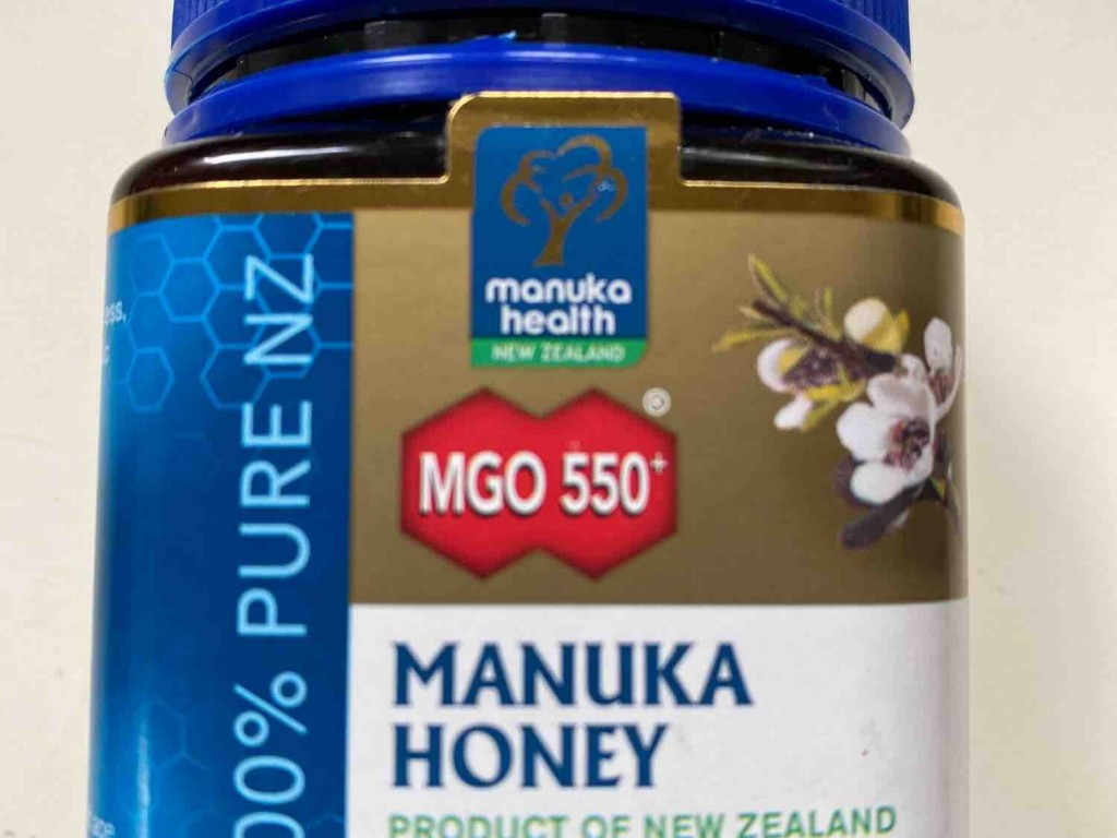 Manuka Honig MGO 550+ von RainerWolfsberger | Hochgeladen von: RainerWolfsberger