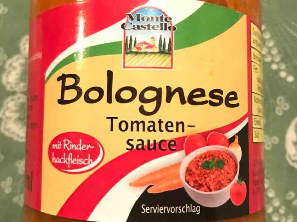 Bolognese Tomatensauce, Rinderhackfleisch von hmats37 | Hochgeladen von: hmats37