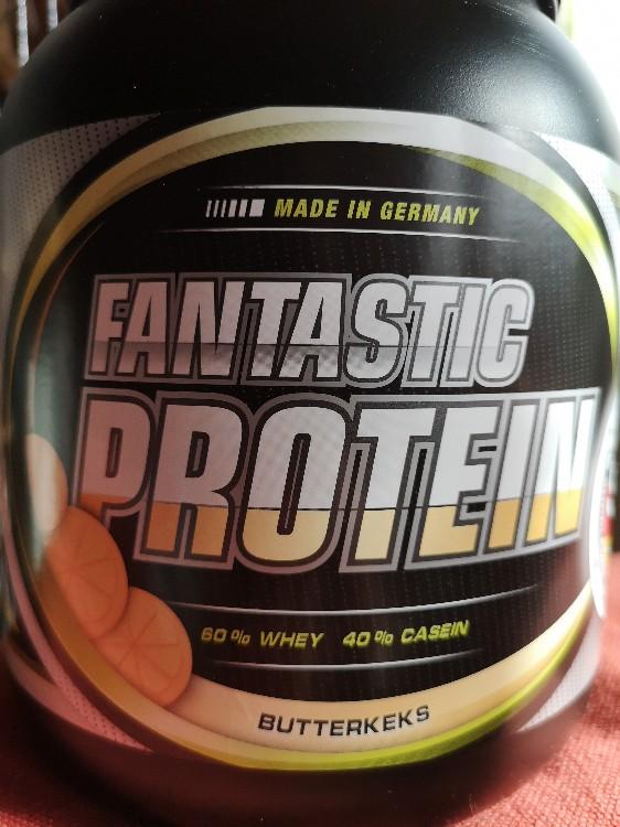 Fantastic Protein, Butterkeks von maddsnooopyy115 | Hochgeladen von: maddsnooopyy115