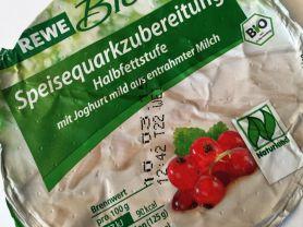 Bio Speisequark, Halbfettstufe mit Joghurt verfeinert | Hochgeladen von: fraugucci