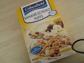 Banane-Schoko Puffs | Hochgeladen von: Teecreme