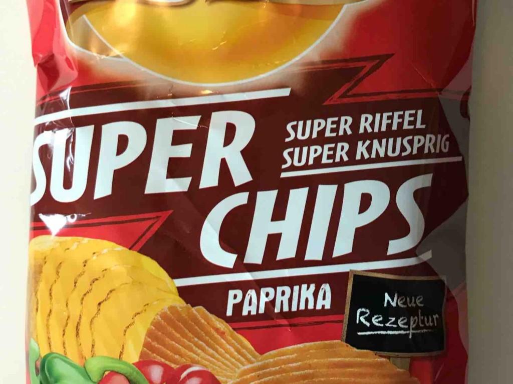 Lays Super Chips , Paprika von jenbella | Hochgeladen von: jenbella