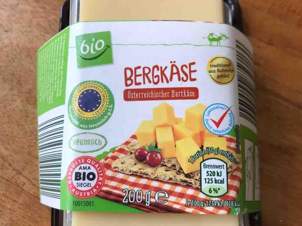 Salzburg Milch Bio Bergkase Osterreichischer Hartkase Aldi
