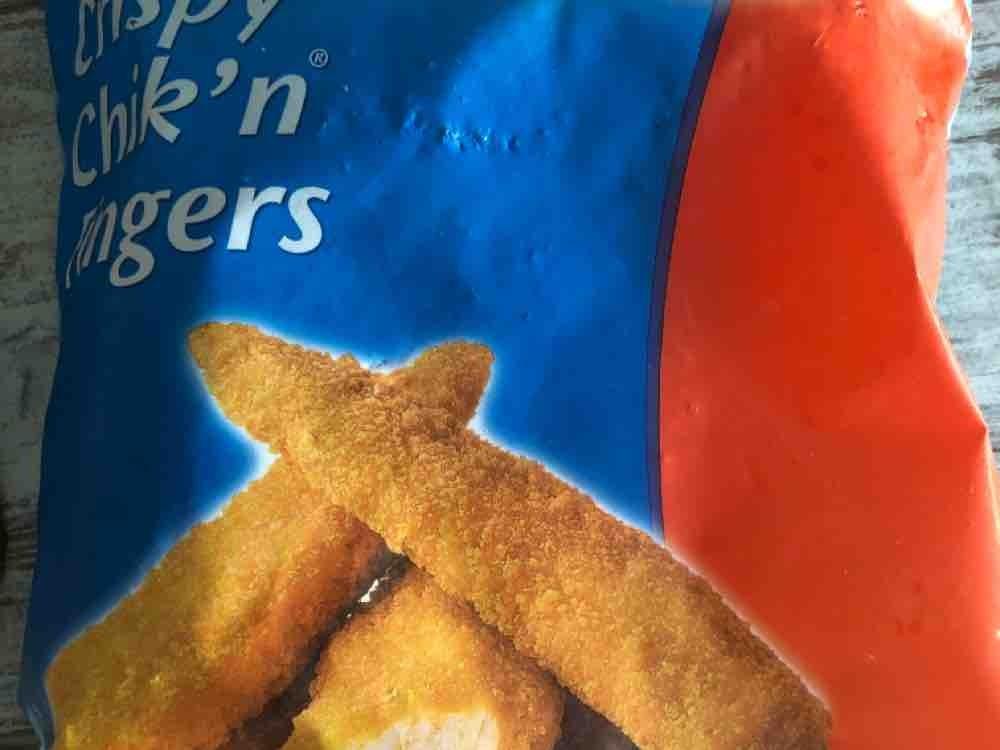 Crispy Chickn Fingers von hertimo97 | Hochgeladen von: hertimo97