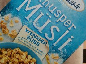 Knusper Müsli , Weniger Süss  | Hochgeladen von: GatoDin