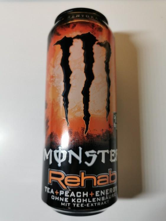 Monster Rehab Peach by sukram08 | Uploaded by: sukram08
