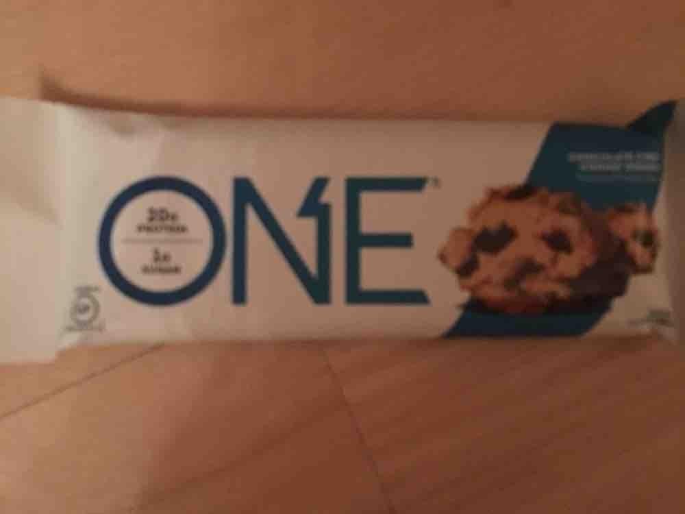 One Bar Chocolate Chip Cookie Dough von alexandra.habermeier   Hochgeladen von: alexandra.habermeier