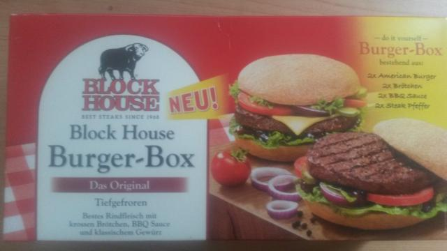 Block House Burger-Box   Hochgeladen von: 2Mercur