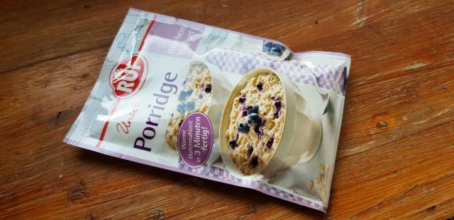 Unser Porridge, Blueberry Yoghurt   Hochgeladen von: Anonyme