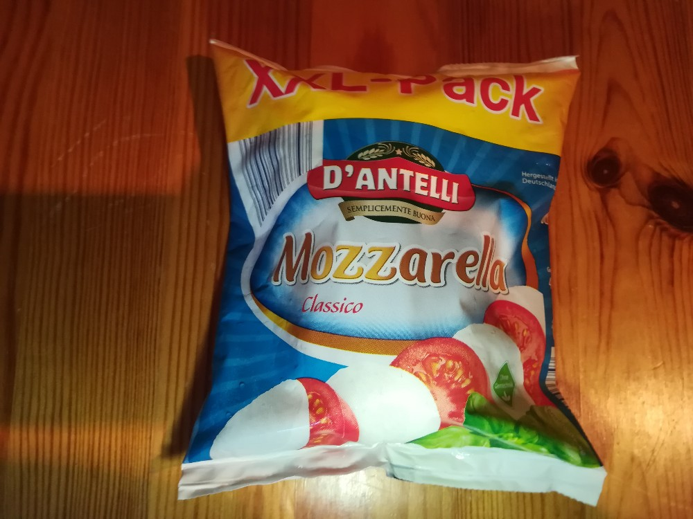 Mozzarella von Maiber   Hochgeladen von: Maiber