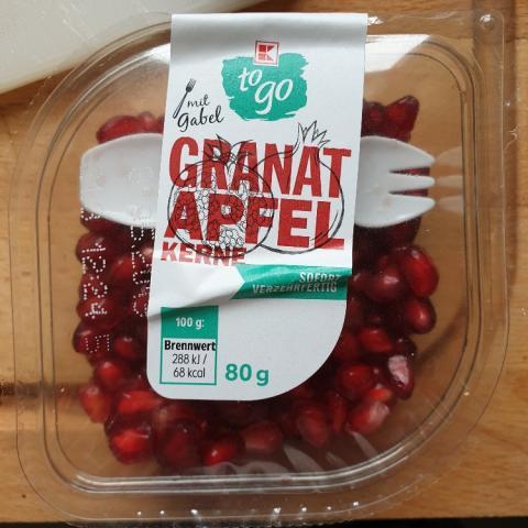 Granatapfelkerne von MissBazinga | Hochgeladen von: MissBazinga