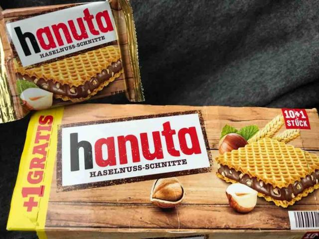 Hanuta Haselnuss-Schnitte von lmrwd   Hochgeladen von: lmrwd