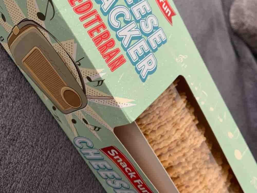 Cheese Cracker, Mediteran von bianca2702   Hochgeladen von: bianca2702
