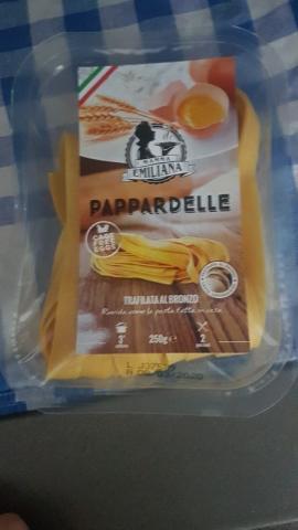 Pappardelle, frisch von Rene0810 | Hochgeladen von: Rene0810