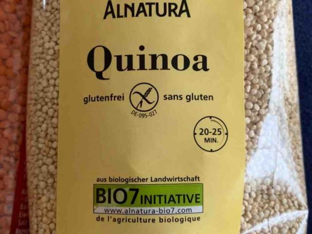 Quinoa , glutenfrei  von SuperNiki | Hochgeladen von: SuperNiki