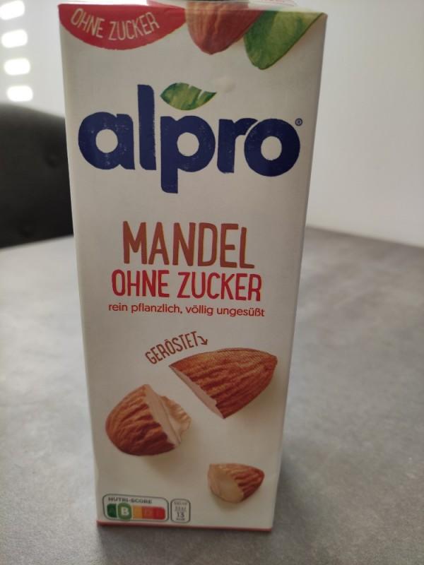 Geröstete Mandel / Mandelmilch, ungesüsst von WaltraudK | Hochgeladen von: WaltraudK