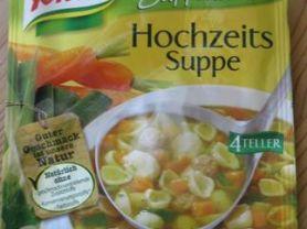 Knorr Suppenliebe, Hochzeitssuppe   Hochgeladen von: Wattwuermchen