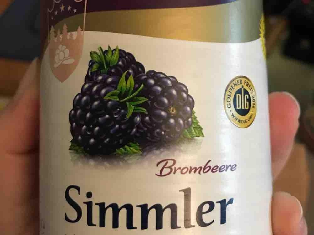 Brombeer-Konfitüre Extra von Elocin2015 | Hochgeladen von: Elocin2015