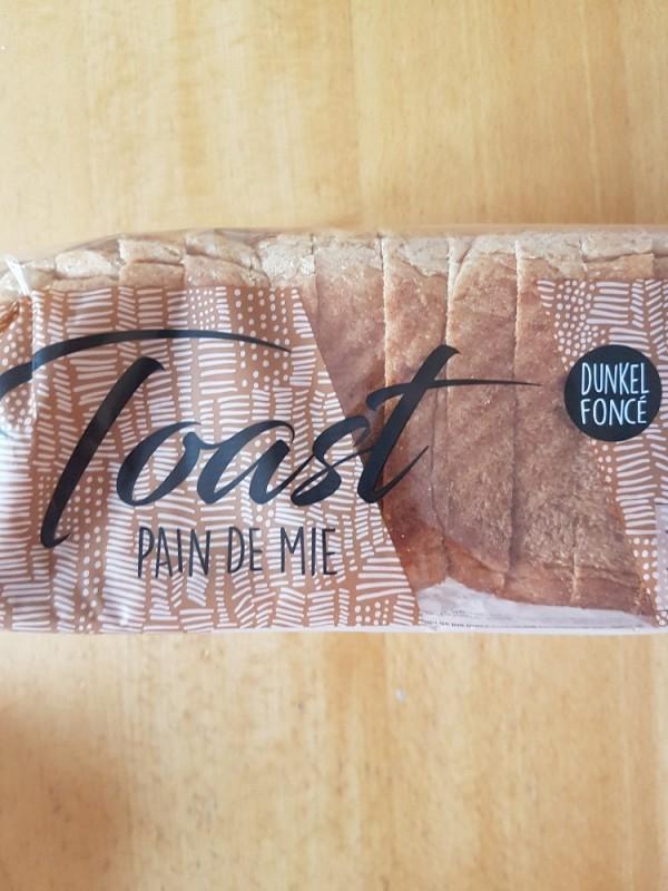 Toast PAIN DE MIE dunkel von Heikel | Hochgeladen von: Heikel