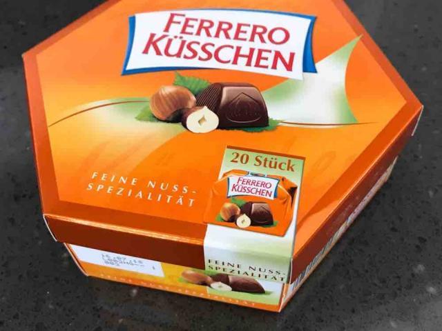 Ferrero Küsschen von masertor   Hochgeladen von: masertor