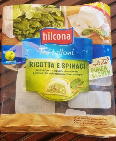 Tortellini, Ricotta e Spinaci | Hochgeladen von: Makra24