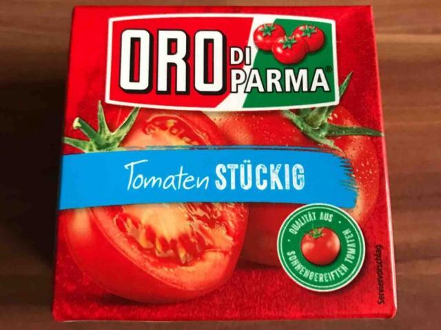 Tomaten stückig von Pesaro | Hochgeladen von: Pesaro