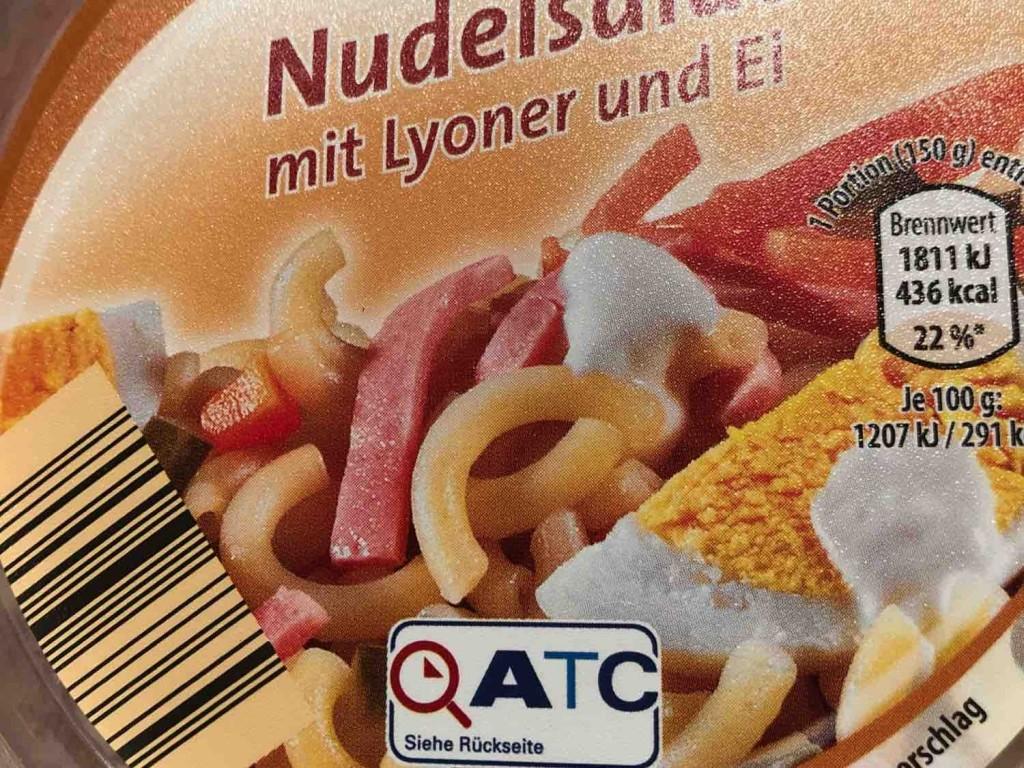 Nudelsalat mit Lyoner und Ei von toby2002   Hochgeladen von: toby2002