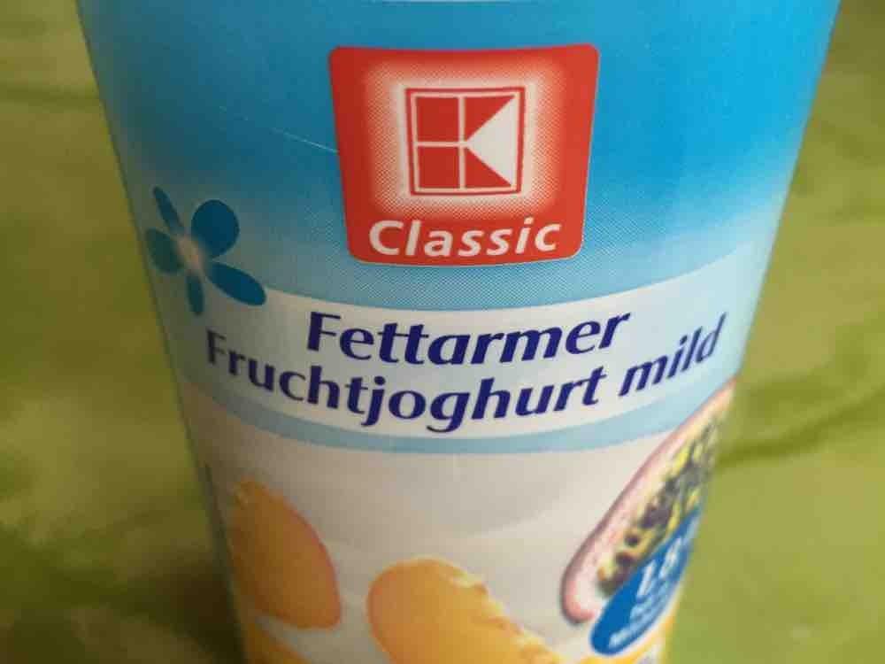 Fettarmer Joghurt, mild, Pfirsich-Maracuja von Schaeferschwein   Hochgeladen von: Schaeferschwein