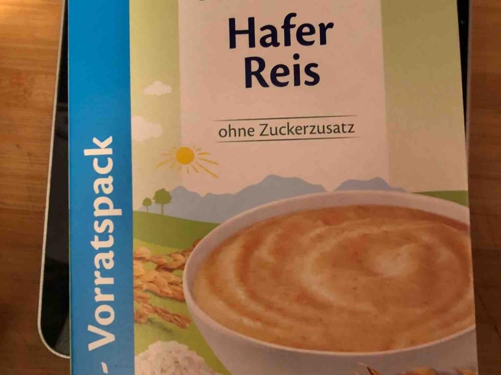 Hafer Reis von marioholland208 | Hochgeladen von: marioholland208