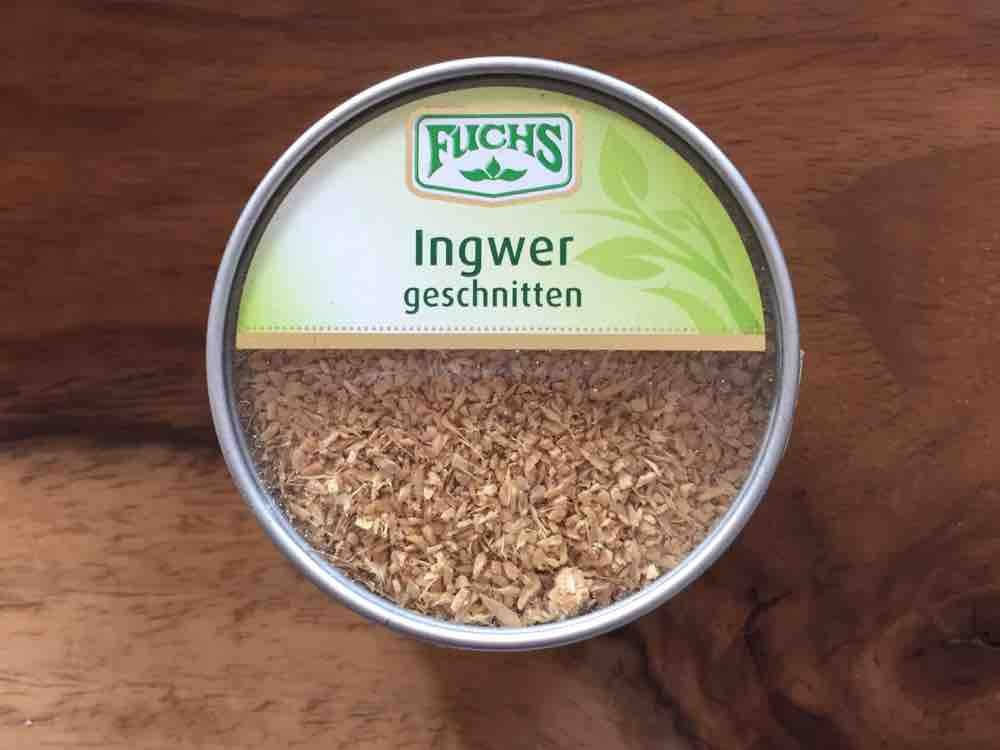 Ingwer, getrocknet von prinzess | Hochgeladen von: prinzess