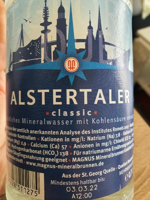 Alstertaler Mineralwasser, Classic von mansonbaerchi | Hochgeladen von: mansonbaerchi