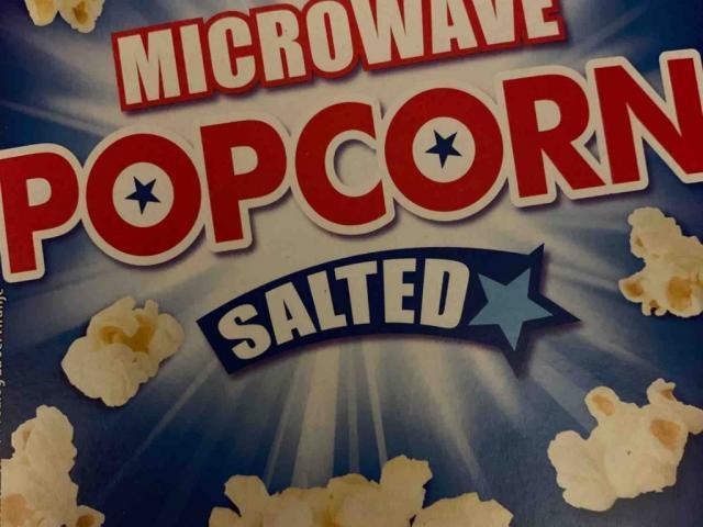 Mikrowellen Popcorn, salzig von MaxCet | Hochgeladen von: MaxCet