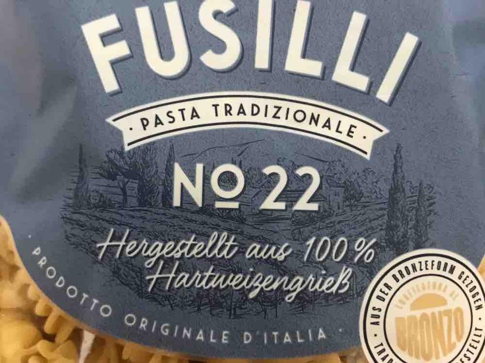 Fusilli, (ungekocht) von Staubkorn81   Hochgeladen von: Staubkorn81