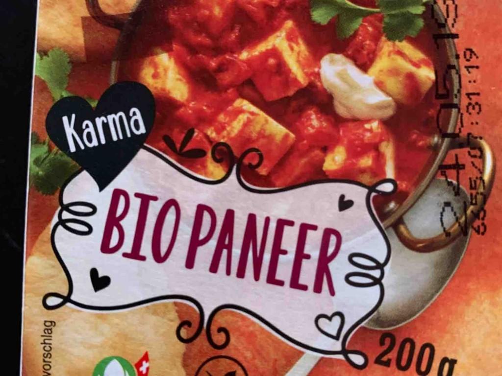 Karma Bio Paneer von montag26 | Hochgeladen von: montag26