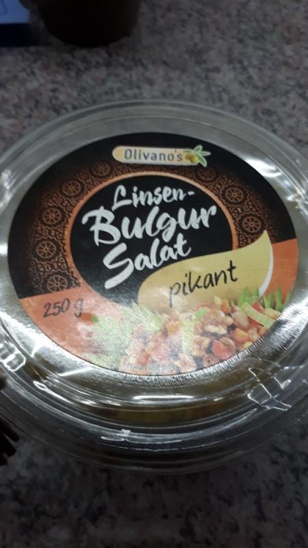 Linsen-bulgur Salat, Netto von Mao75 | Hochgeladen von: Mao75