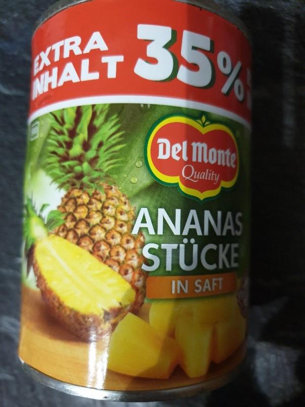 Ananas Stücke, in Saft von jule291294117 | Hochgeladen von: jule291294117