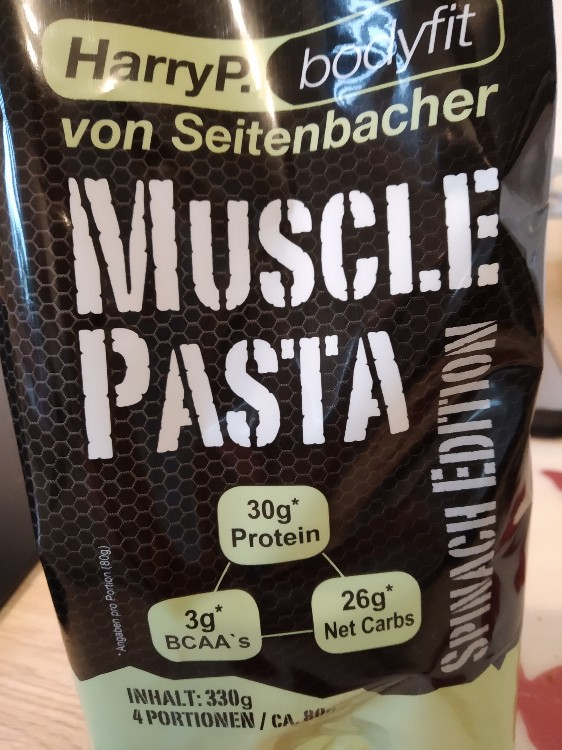 muscle pasta, spinat von MmeMusique | Hochgeladen von: MmeMusique