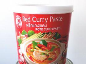 Red Curry Paste, Rote Currypaste | Hochgeladen von: Katablanca