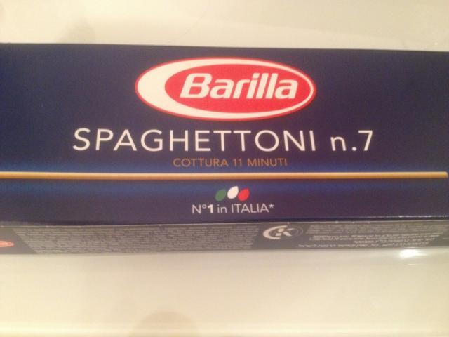 Spaghettoni No 7 | Hochgeladen von: lucob