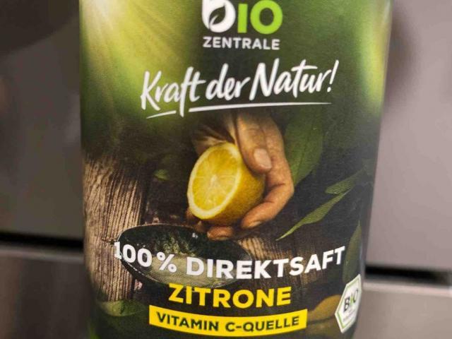 Zitronensaft, Direktsaft von Rupprecht   Hochgeladen von: Rupprecht