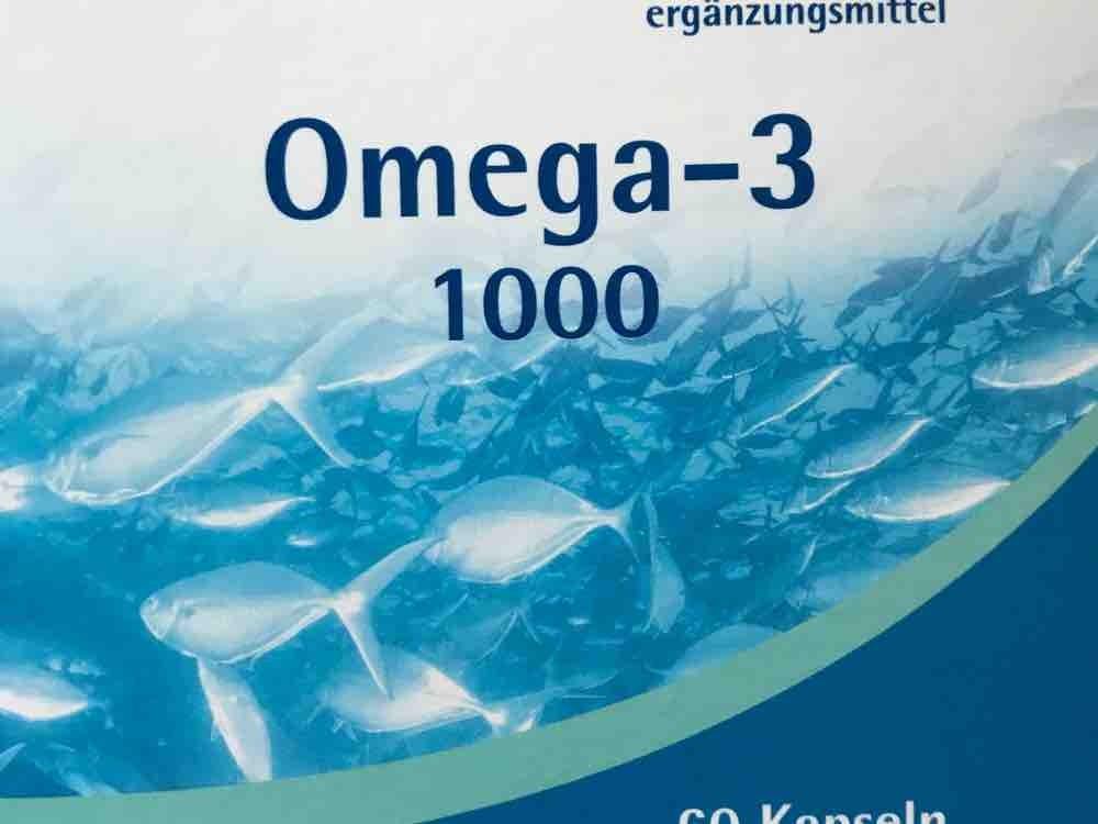 Omega -  3 1000, Vitamin E von Avogadr0   Hochgeladen von: Avogadr0