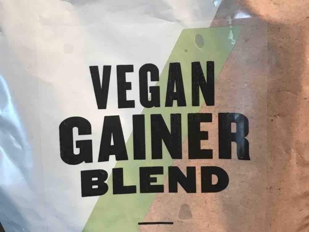 Vegan  Gainer Blend von dvidbrendler | Hochgeladen von: dvidbrendler