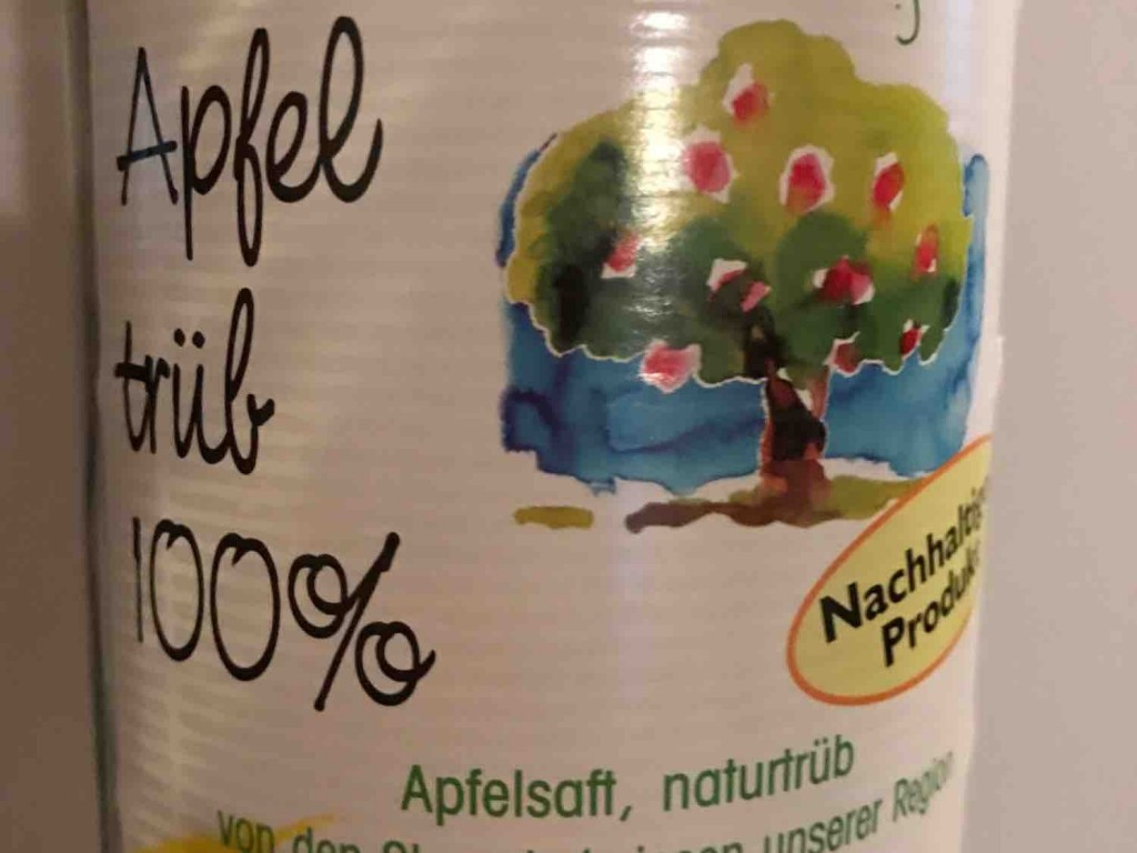 Apfelsaft, Apfel trüb 100% von JamesBlondie | Hochgeladen von: JamesBlondie