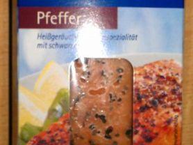 Lidl Stremel Lachs Pfeffer Kalorien Fisch Fddb